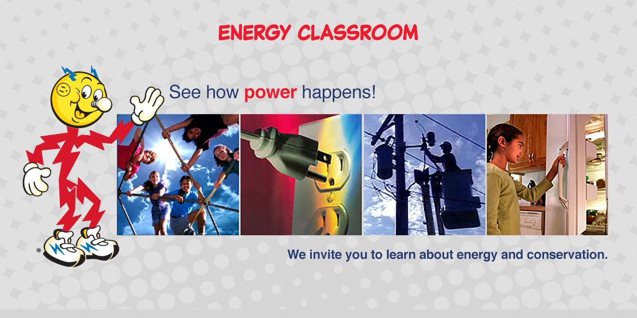 Xcel Energy - Energy Classroom